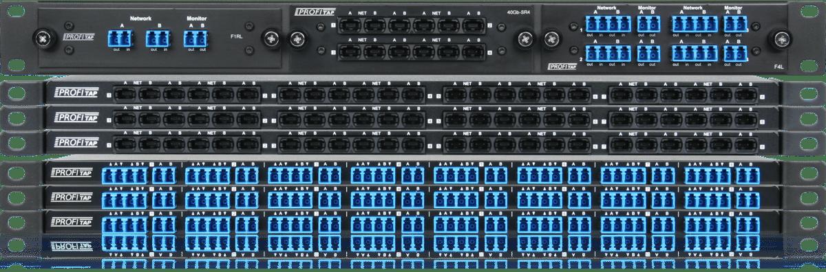 Data Center Fiber TAPs