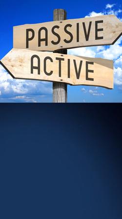 PassivevsActive